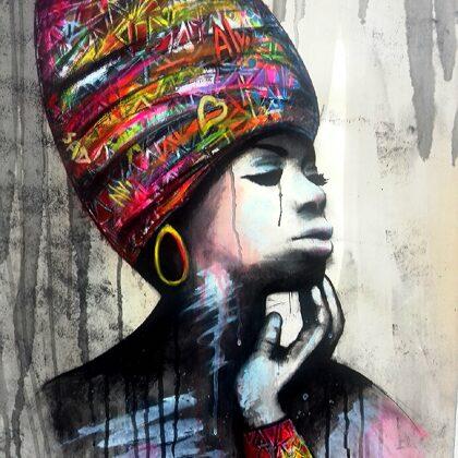 50x70 graffiti