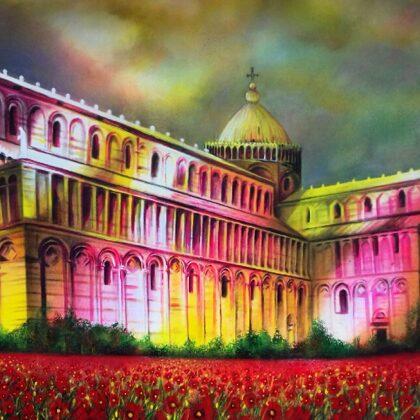 75x115 sogno italiano :Pisa
